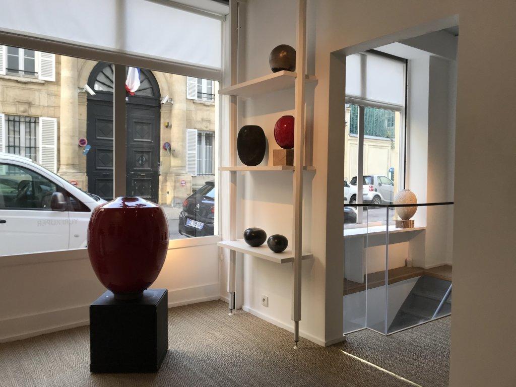 Vue de l'exposition Yuri Kuper à la Galerie Minsky (24)