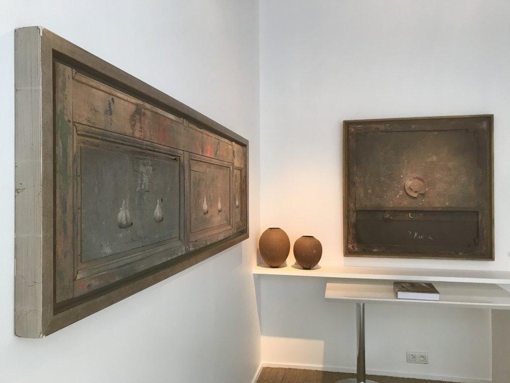 Vue de l'exposition Yuri Kuper à la Galerie Minsky (28)
