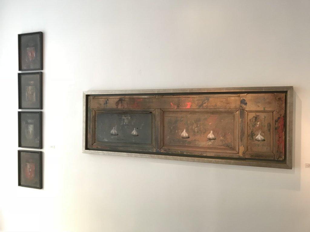 Vue de l'exposition Yuri Kuper à la Galerie Minsky (29)