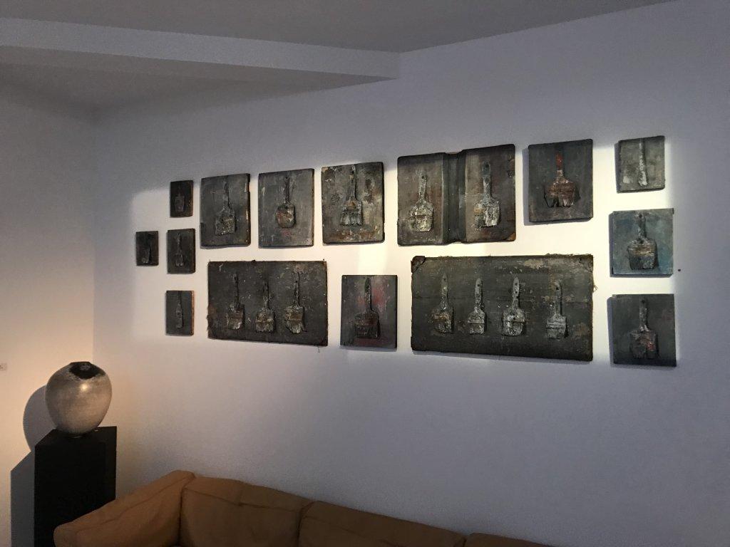 Vue de l'exposition Yuri Kuper à la Galerie Minsky (38)