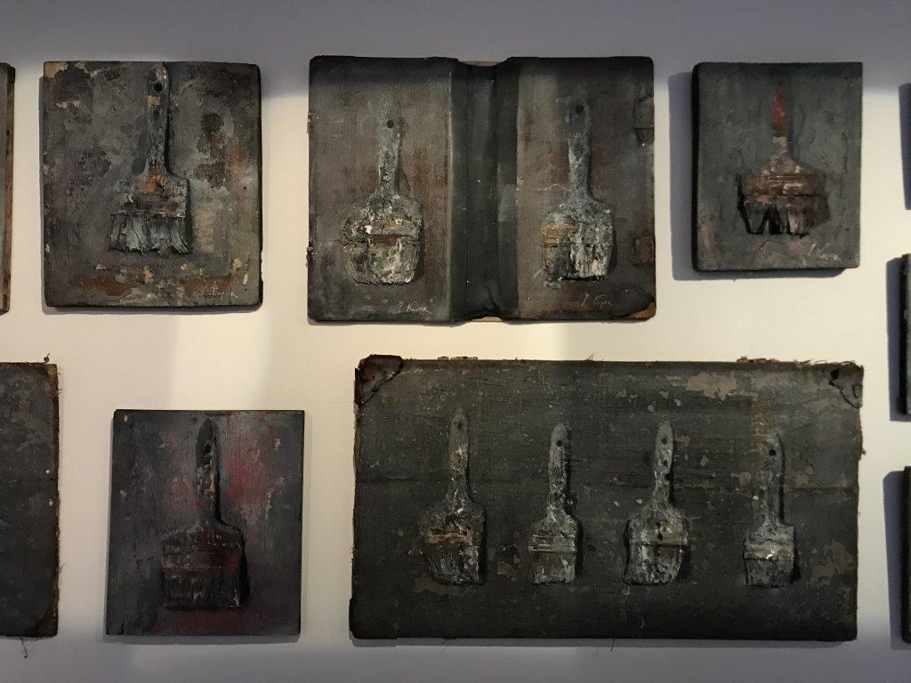 Vue de l'exposition Yuri Kuper à la Galerie Minsky (40)