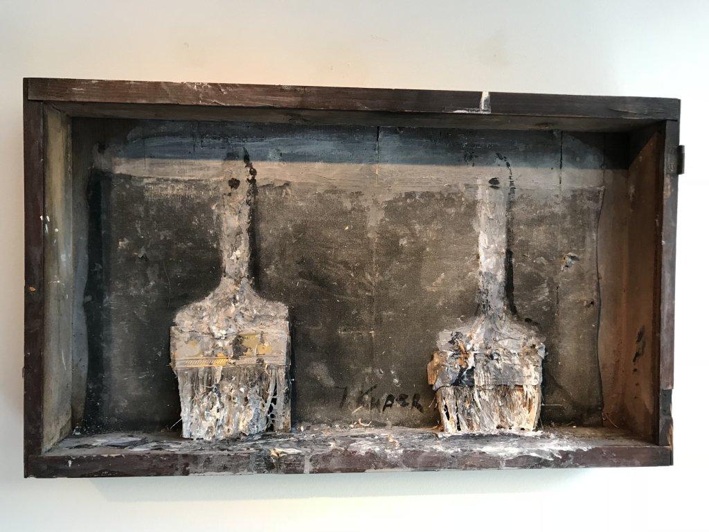 Vue de l'exposition Yuri Kuper à la Galerie Minsky (46)
