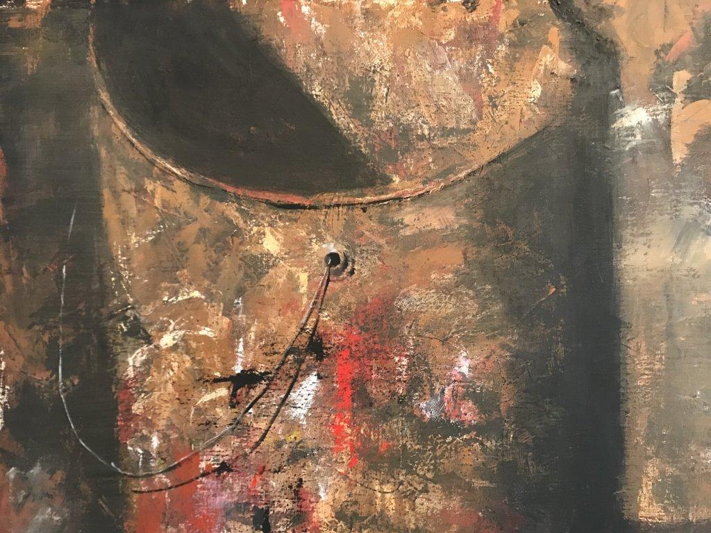 Vue de l'exposition Yuri Kuper à la Galerie Minsky (49)