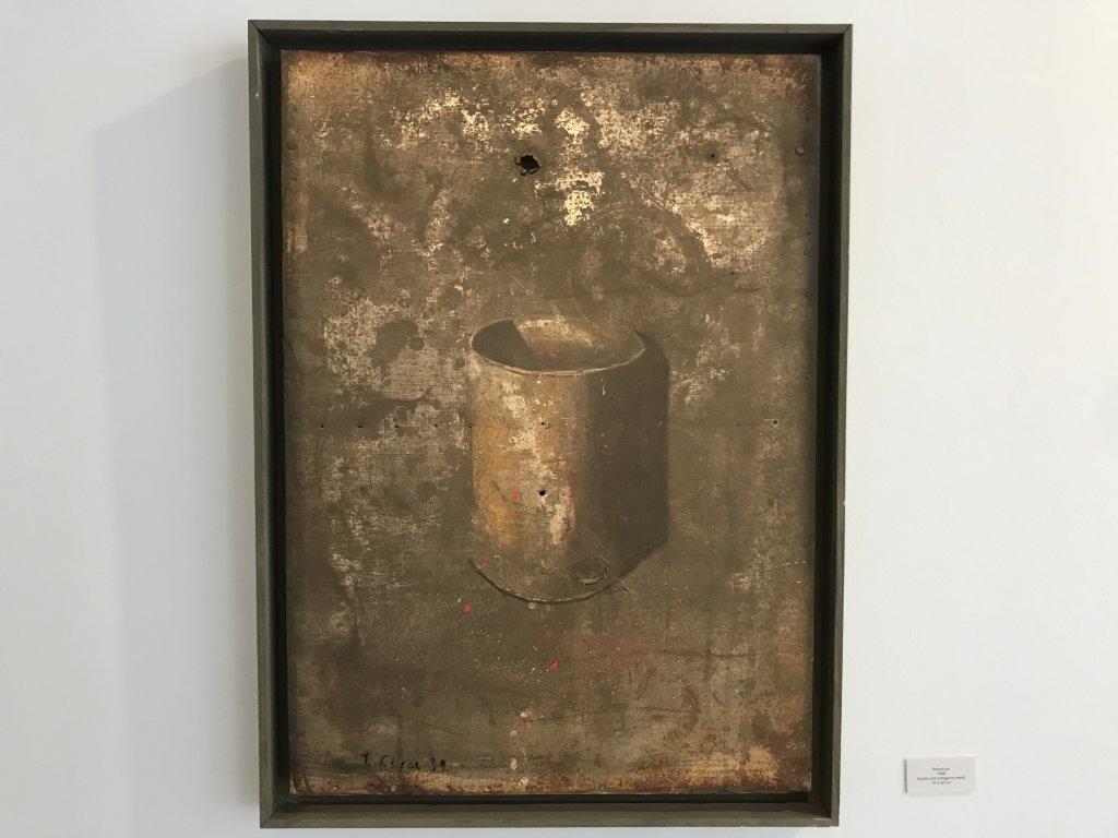 Vue de l'exposition Yuri Kuper à la Galerie Minsky (50)