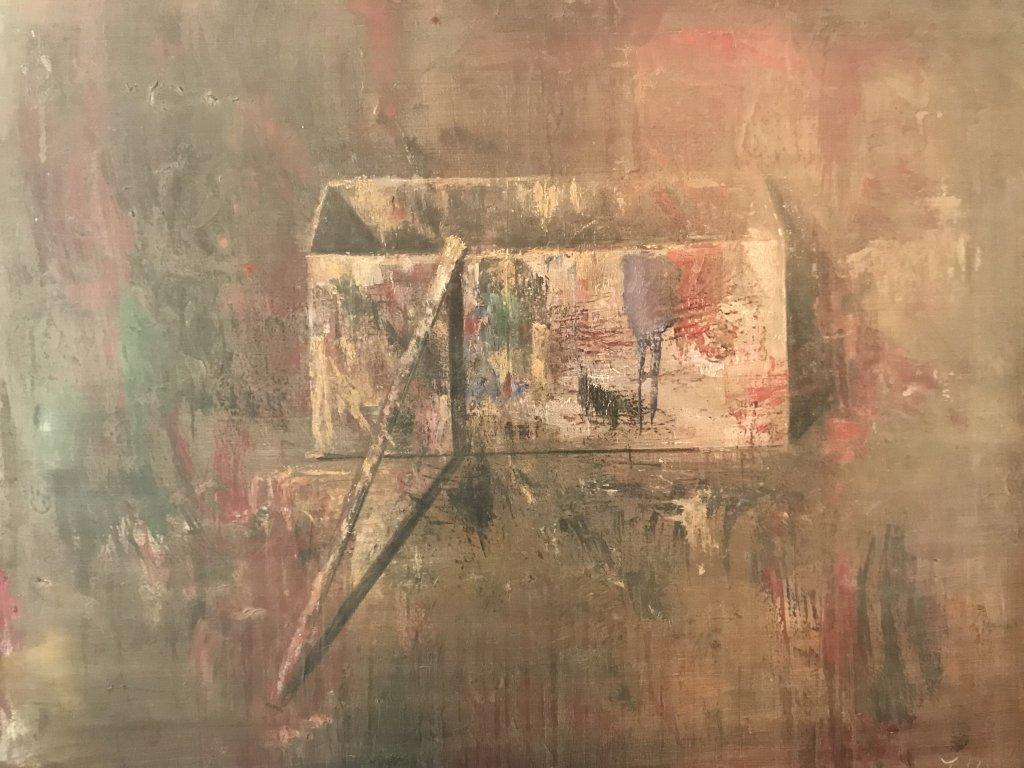 Vue de l'exposition Yuri Kuper à la Galerie Minsky (9)