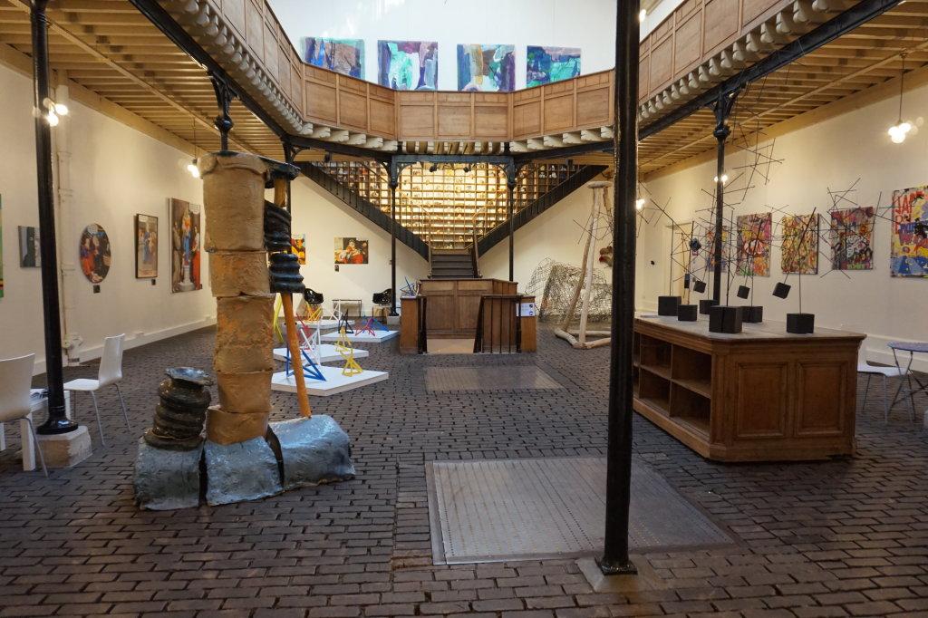 Vue du Mac Paris, Automne 2018 - Bastille Design Center (2)