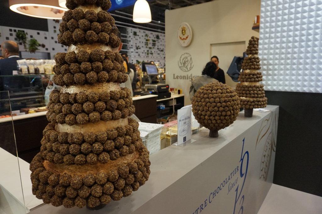 Vue du Salon du Chocolat, Paris 2018 (12)