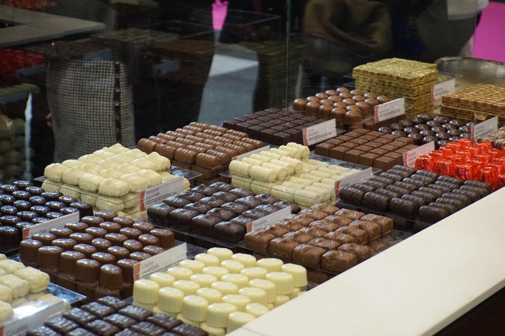 Vue du Salon du Chocolat, Paris 2018 (16)