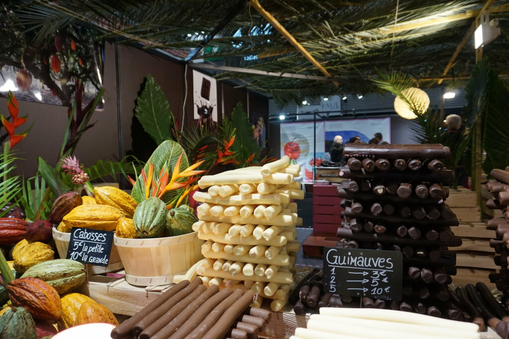 Vue du Salon du Chocolat, Paris 2018 (20)