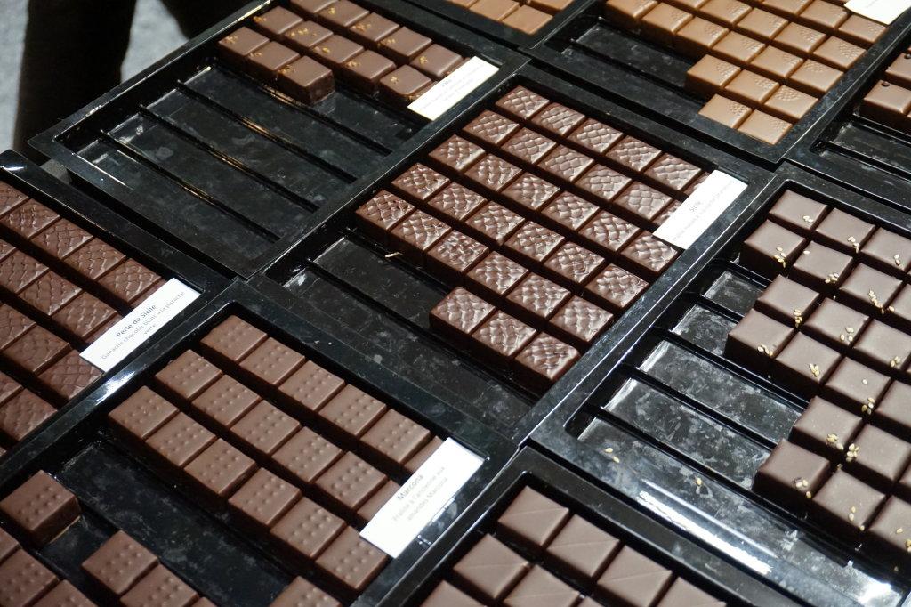 Vue du Salon du Chocolat, Paris 2018 (27)