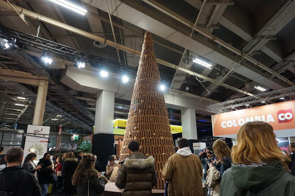 Vue du Salon du Chocolat, Paris 2018 (4)