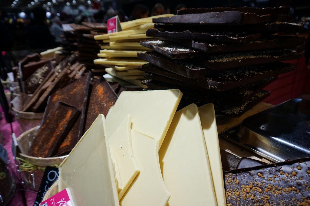 Vue du Salon du Chocolat, Paris 2018 (9)