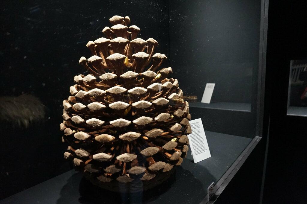 Vue du Salon du Chocolat, Paris 2018 - Bûches (1)