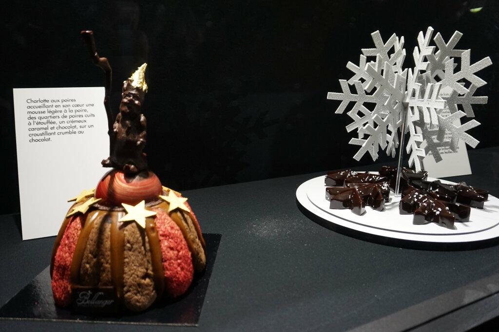 Vue du Salon du Chocolat, Paris 2018 - Bûches (12)