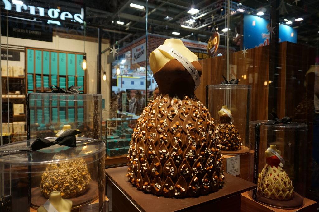 Vue du Salon du Chocolat, Paris 2018 - Jeff de Bruges (2)