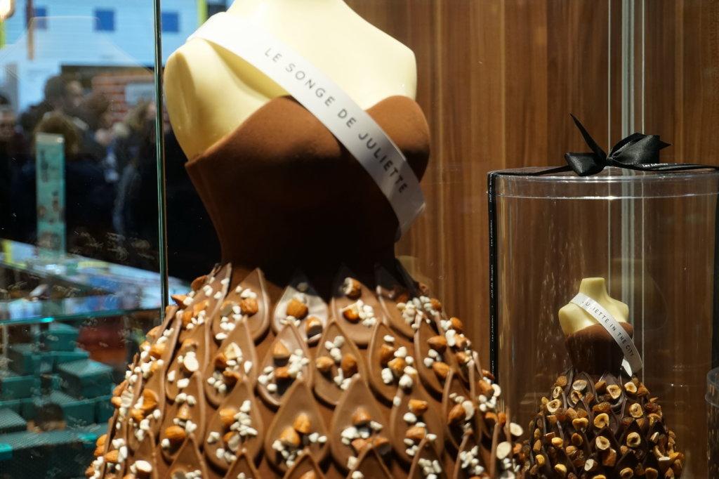 Vue du Salon du Chocolat, Paris 2018 - Jeff de Bruges (3)