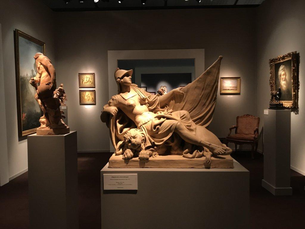 Vue du salon Fine Arts 2018 - Carrousel du Louvre (108)