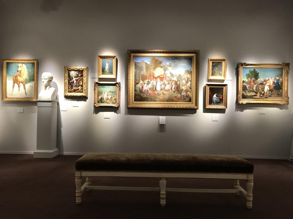 Vue du salon Fine Arts 2018 - Carrousel du Louvre (12)