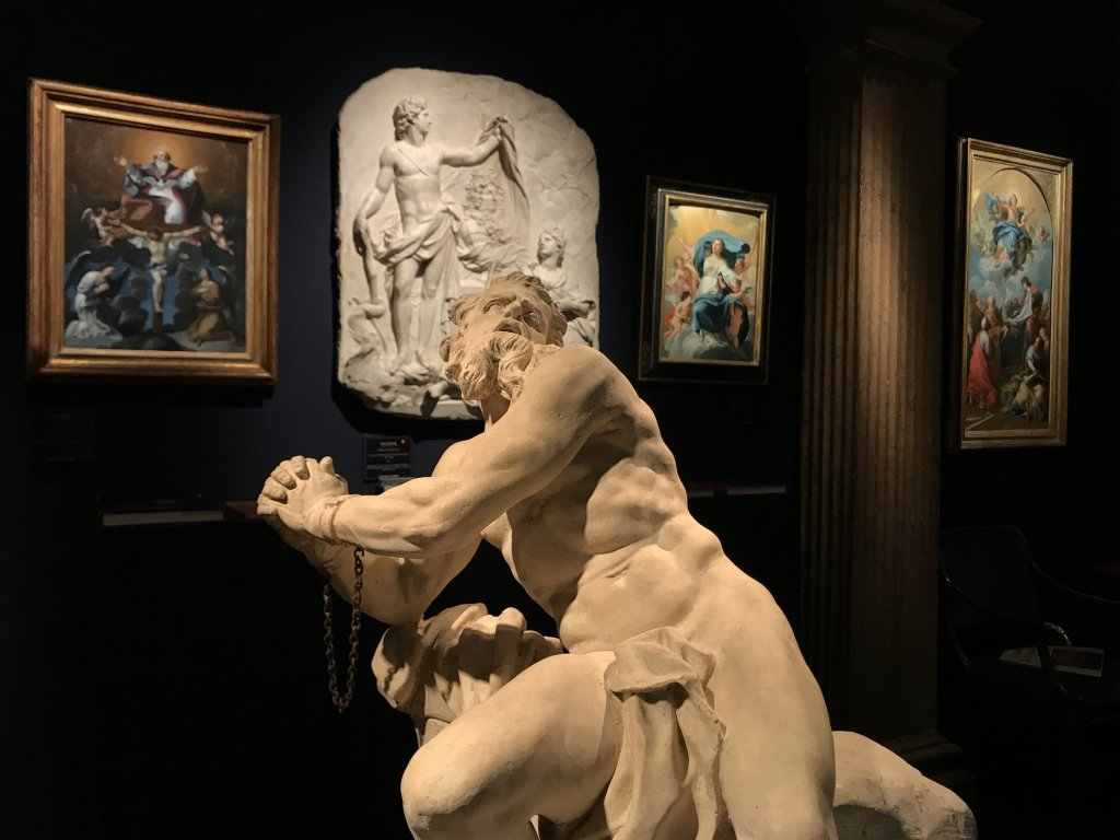 Vue du salon Fine Arts 2018 - Carrousel du Louvre (36)