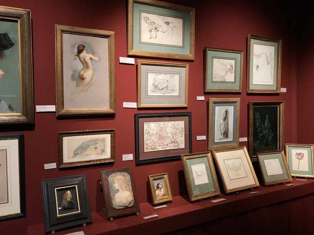 Vue du salon Fine Arts 2018 - Carrousel du Louvre (47)