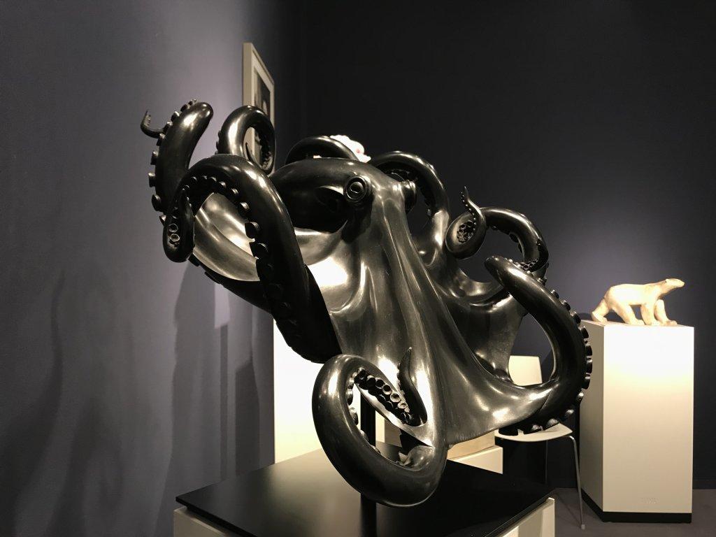 Vue du salon Fine Arts 2018 - Carrousel du Louvre (58)