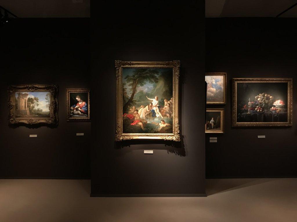 Vue du salon Fine Arts 2018 - Carrousel du Louvre (6)
