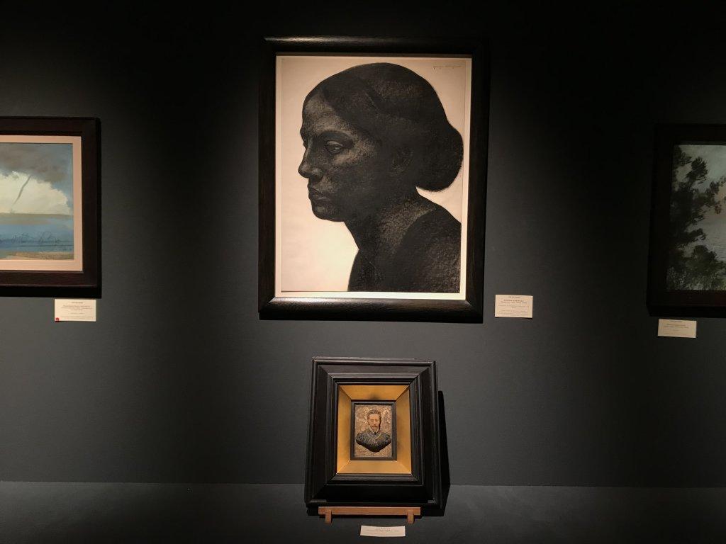 Vue du salon Fine Arts 2018 - Carrousel du Louvre (77)