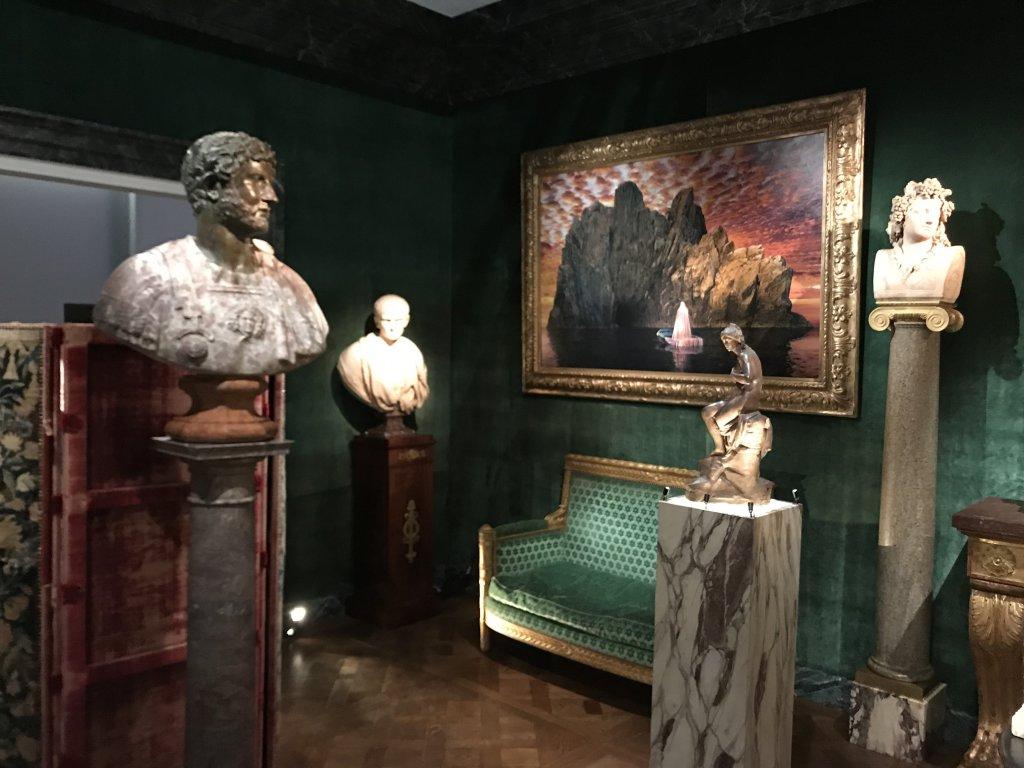 Vue du salon Fine Arts 2018 - Carrousel du Louvre (85)