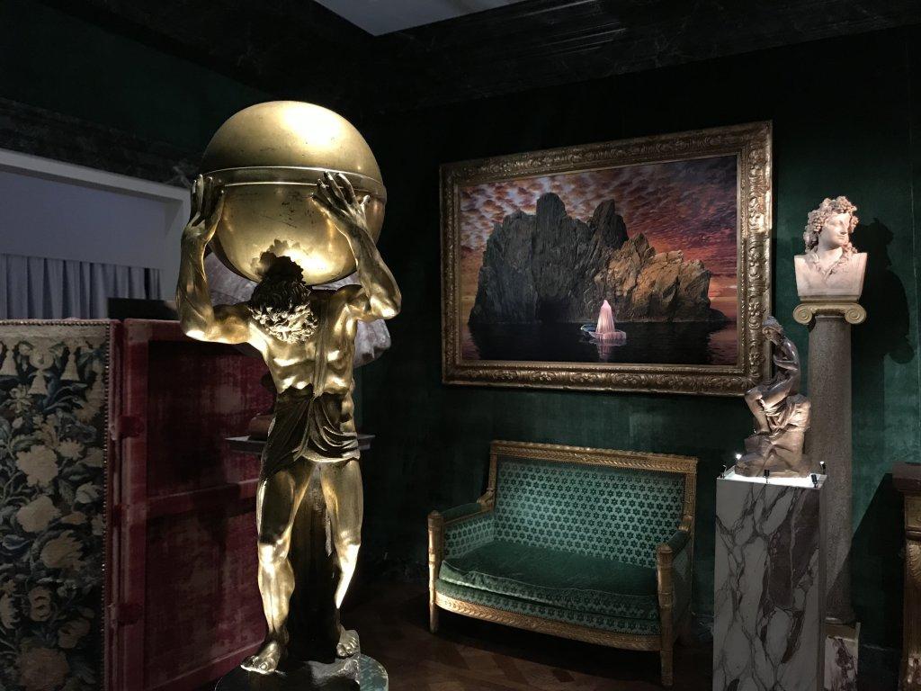 Vue du salon Fine Arts 2018 - Carrousel du Louvre (86)
