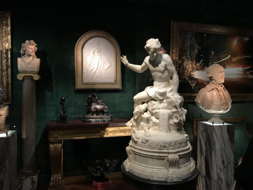Vue du salon Fine Arts 2018 - Carrousel du Louvre (87)