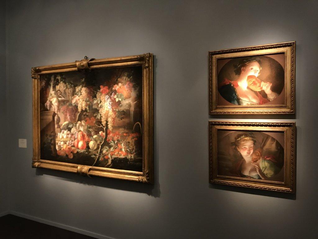 Vue du salon Fine Arts 2018 - Carrousel du Louvre (88)