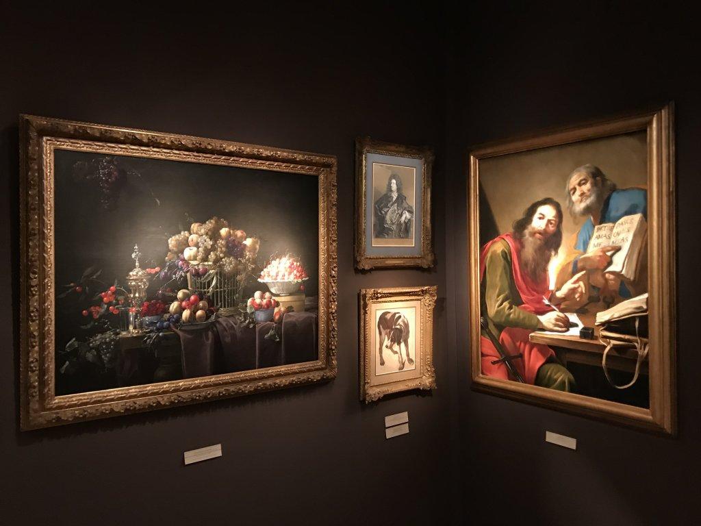 Vue du salon Fine Arts 2018 - Carrousel du Louvre (9)