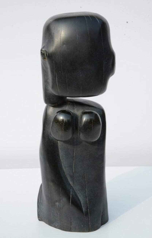 Wang Keping, Petite Femme, 2013