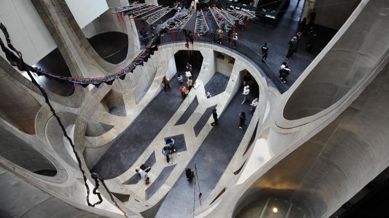 Zeitz Museum of Contemporary African Art (c) 8