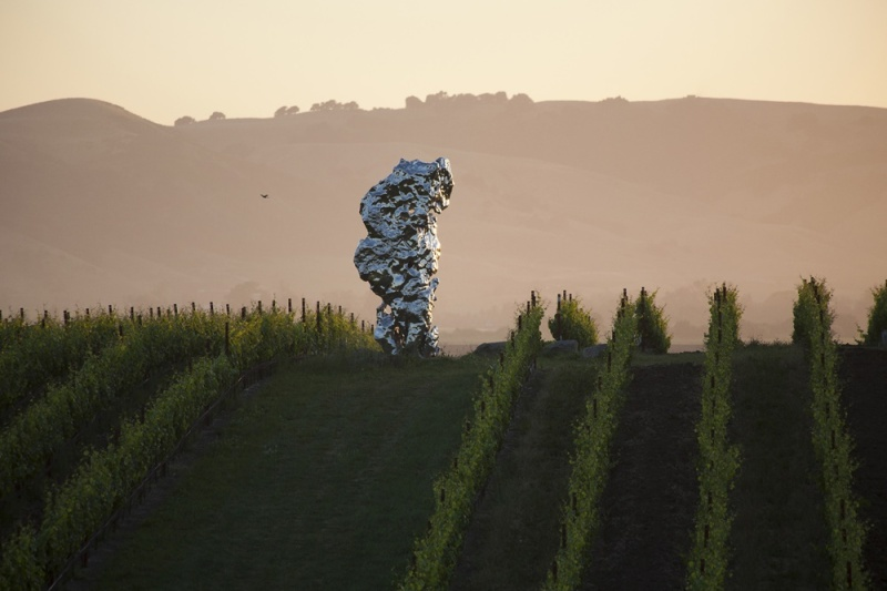 Zhan Wang, Artificial Rock No126 ( 2007-13) (c) Photo by Robert Berg, Image Courtesy Donum Sculpture Collection