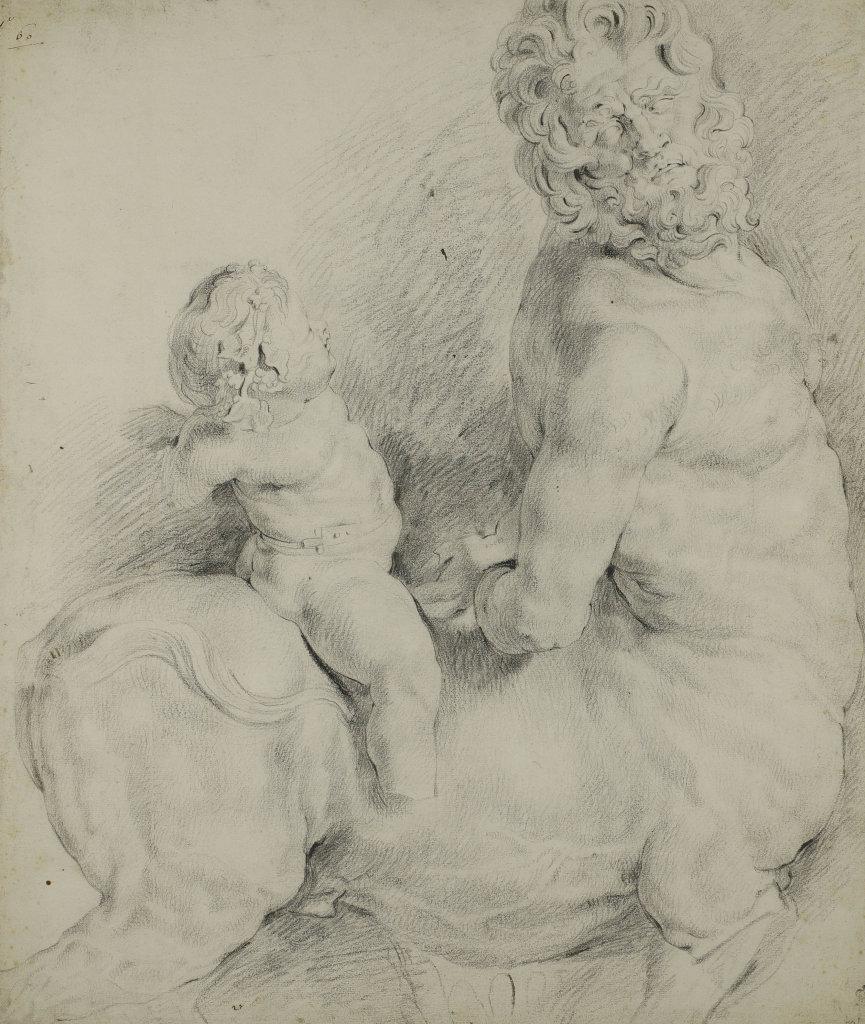 Peter Paul Rubens, Centaure vaincu par l'Amour, 1605-1608