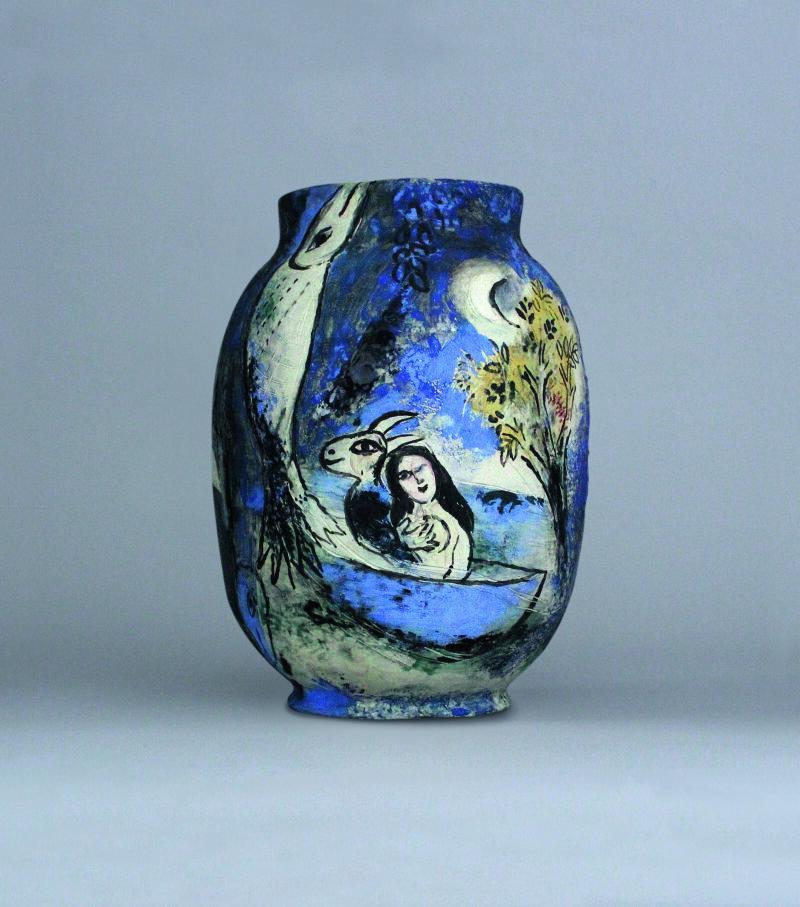 Collection particulière © ADAGP, Paris, 2018 © Archives Marc et Ida Chagall, Paris
