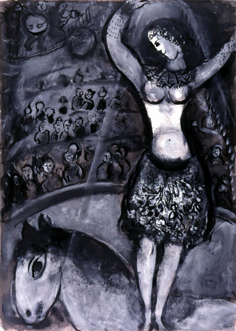 © ADAGP, Paris, 2018 © Archives Marc et Ida Chagall