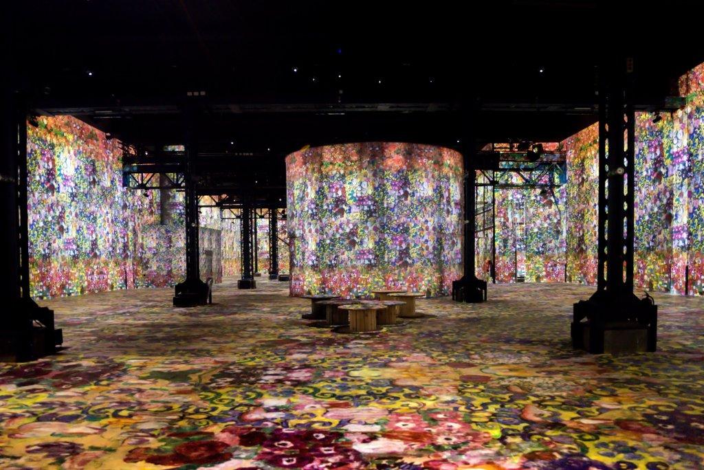 L'exposition immersive, Gustav Klimt - Atelier des Lumières