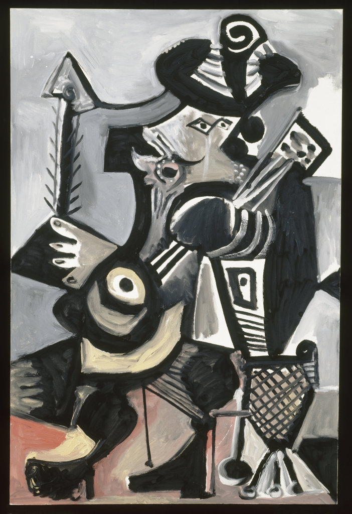 Picasso. Chef d'oeuvres !