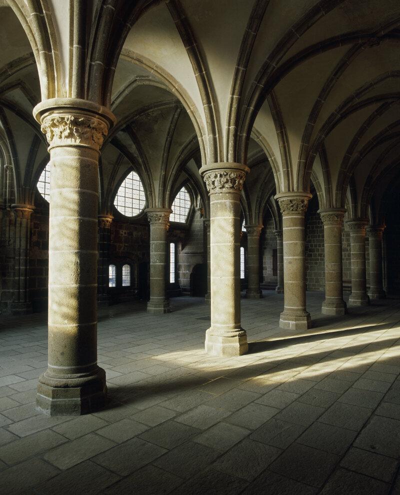 © Philippe Berthé / Centre des monuments nationaux