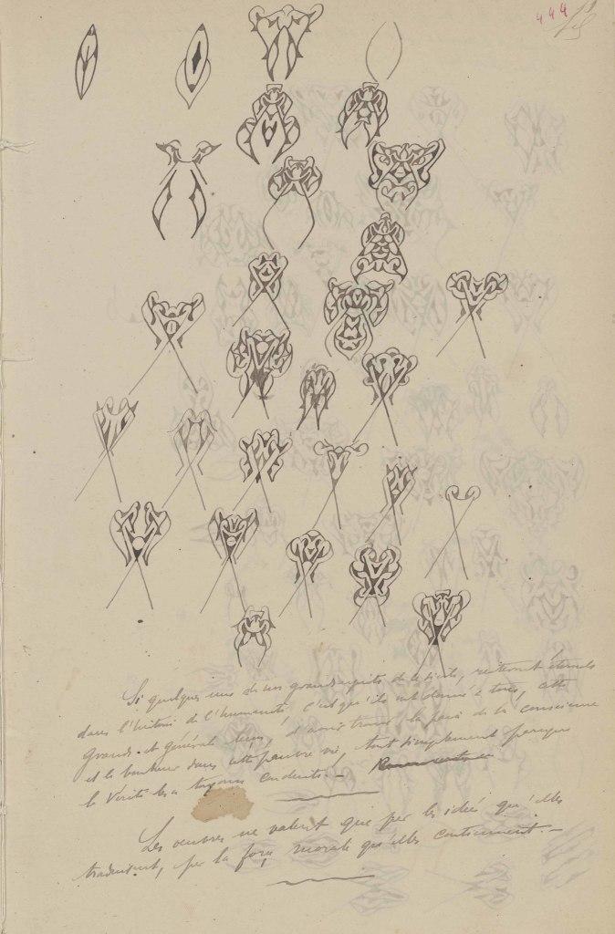 Alfred Dreyfus, Cahier de travail à l'île du Diable, 1895