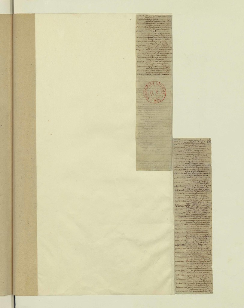 André Chénier, Ïambes, 1794