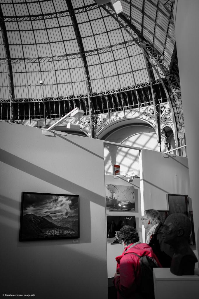 Art Capital - Vernissage 2019 - Salon des Artistes Français, Grand Palais, Paris © Imageaste-David Lebrun (14)