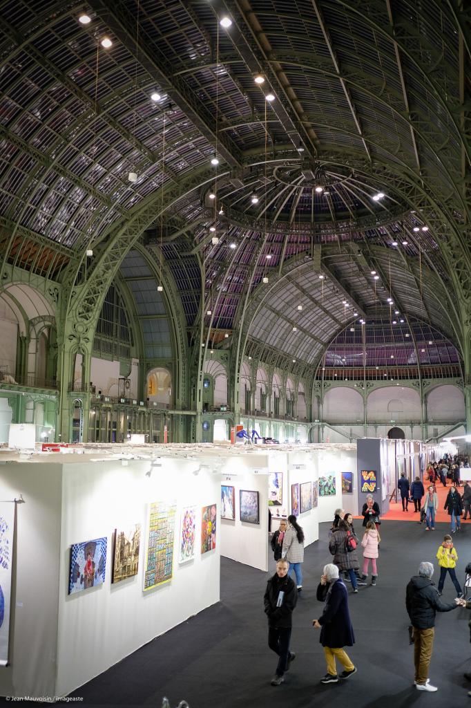 Art Capital - Vernissage 2019 - Salon des Artistes Français, Grand Palais, Paris © Imageaste-David Lebrun (16)
