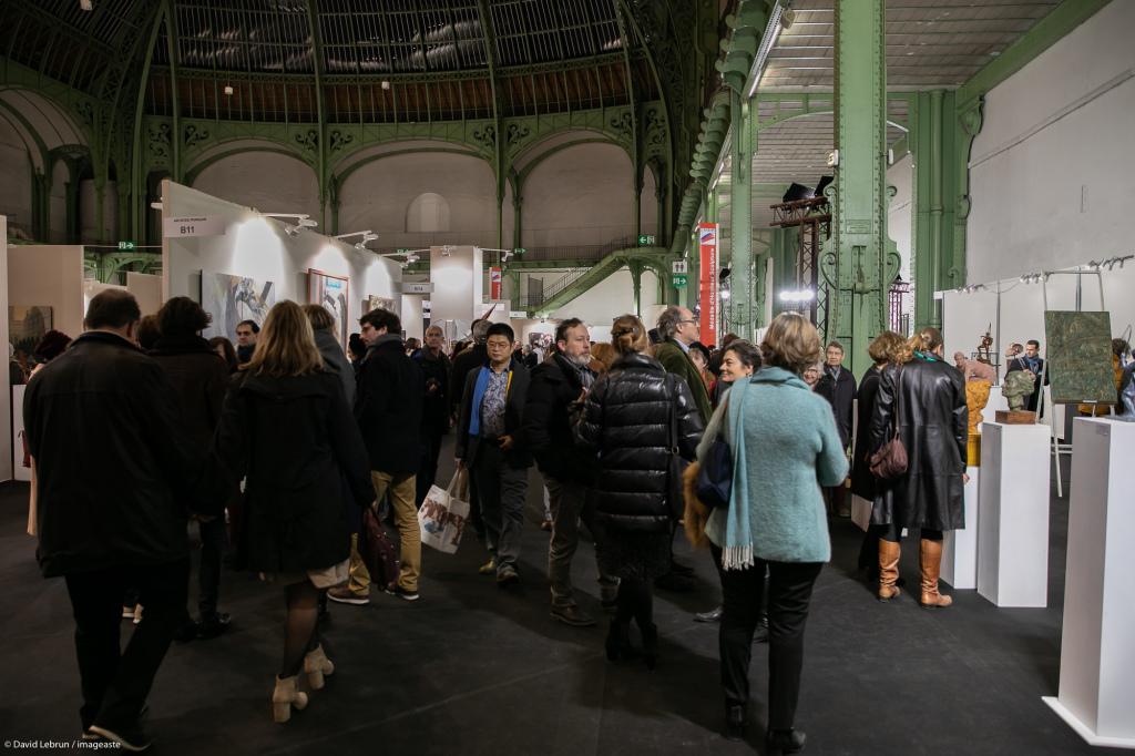 Art Capital - Vernissage 2019 - Salon des Artistes Français, Grand Palais, Paris
