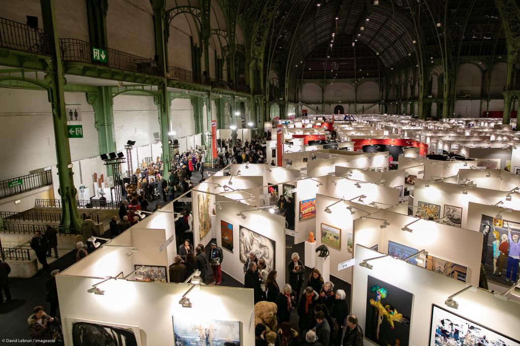 Art Capital - Vernissage 2019 - Salon des Artistes Français, Grand Palais, Paris © Imageaste-David Lebrun (24)