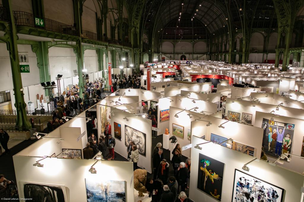 Art Capital - Vernissage 2019 - Salon des Artistes Français, Grand Palais, Paris © Imageaste-David Lebrun (25)