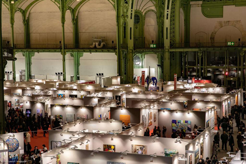 Art Capital - Vernissage 2019 - Salon des Artistes Français, Grand Palais, Paris © Imageaste-David Lebrun (27)