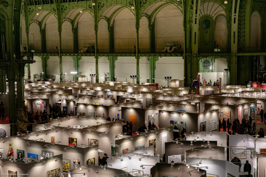 Art Capital - Vernissage 2019 - Salon des Artistes Français, Grand Palais, Paris © Imageaste-David Lebrun (28)